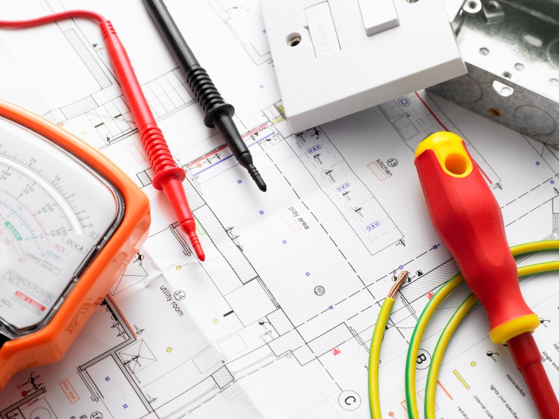 Electrical Installation Augusta | New Construction, Lighting, Wiring ...